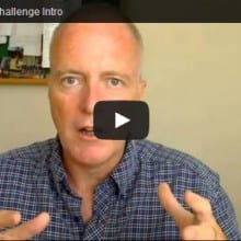 My First Video - Talking About What The Wealthy Affiliate Challenge Means To Me