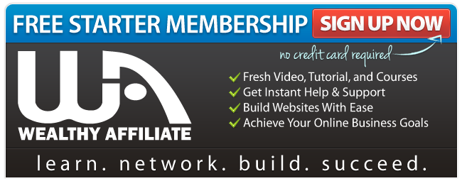 Wealthy Affiliate Challenge 2014 free membership sign up