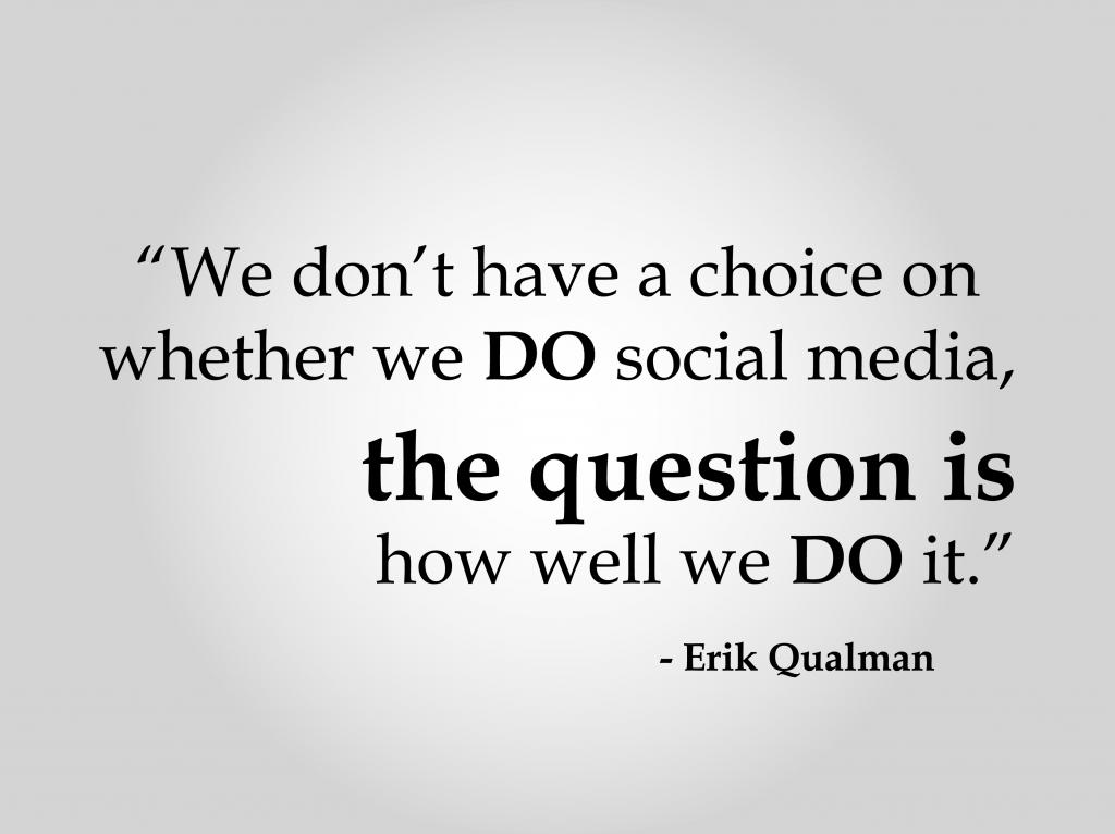 Content marketing social media strategy