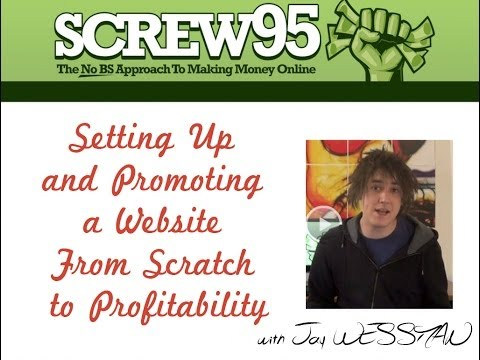 Jay Wessman aka The Lazt Ass Stoner and Creator Of Screw95