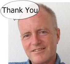 Passive affiliate profit steams - thank you from Richard Penfold