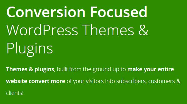 Thrive WordPress Themes and Plugins