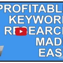 Profitable Keyword Research
