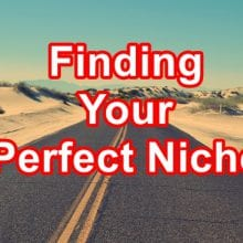 Training on how to find a profitable niche