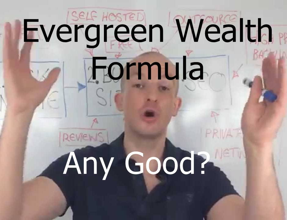 Featured Image for Evergreen Wealth Formula Review