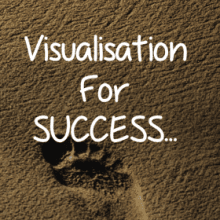 Visualisation a great success daily habit