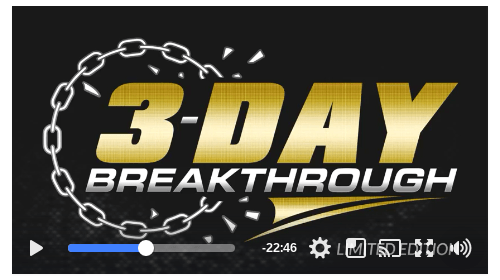 3 Day Breakthrough Funnel logo