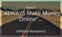 How to always make money online ... give away a free lead system
