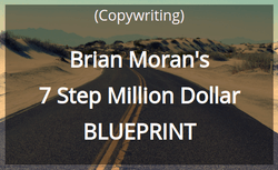 Brian's 7 step blueprint slides to be used as a quick reminder